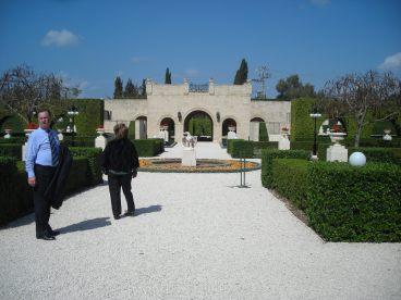 Ba'hai garden