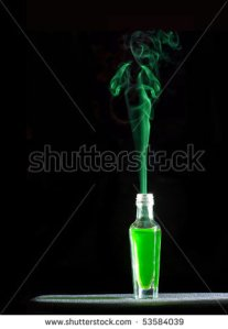 Absinthe Fairy from Shutterstock