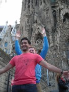 Barcelona Sagrada Familia10