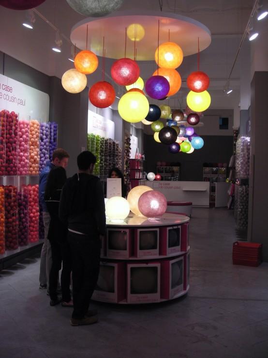 Make your own lights shop