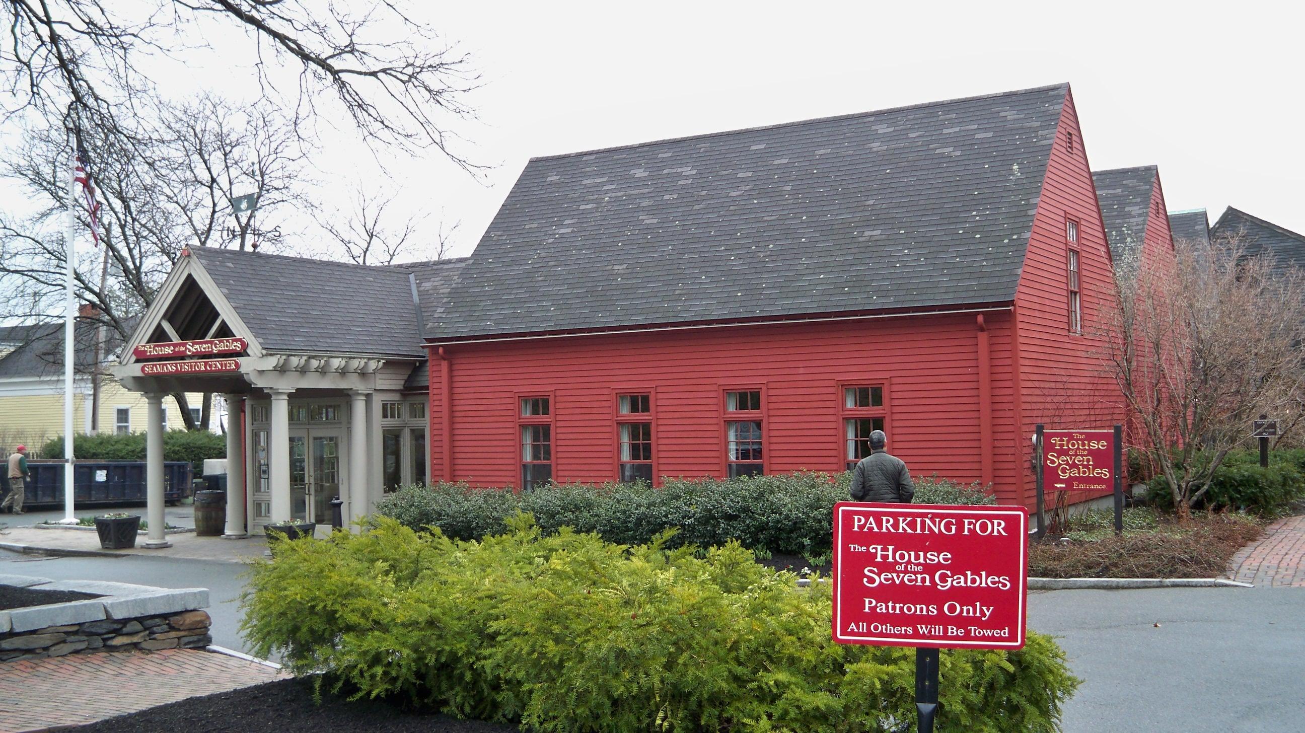 Roadtrip the house of seven gables salem massachusetts for Salem house
