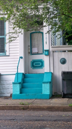 Love the teal