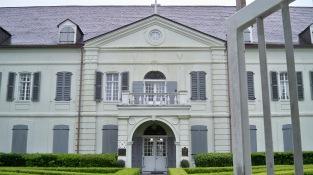 The old Ursuline Convent