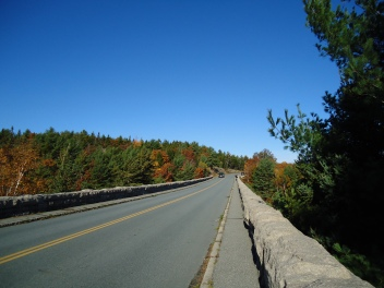 Park Loop Road, Acadia National Park