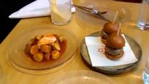 Course 7, Jaleo tasting menu