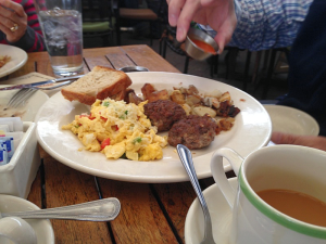 Brunch at Zingerman's