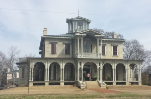 Jemison-Van de Graaf mansion, Tuscaloosa