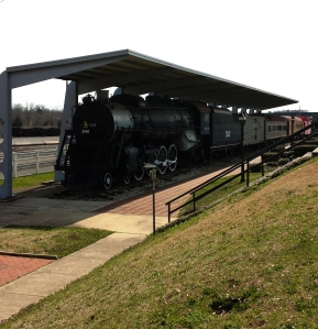 Rail museum, McComb