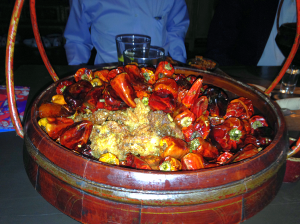 Soft Shell Crab @ Hutong