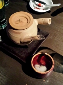 Lychee wine @ Hutong