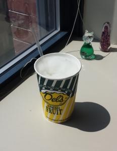 Del's frozen lemonade
