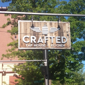 Crafted Taphouse, Coeur D'Alene, ID