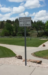 Real rest area sign from SE Montana