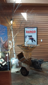 Fargo Tourism Center, ND